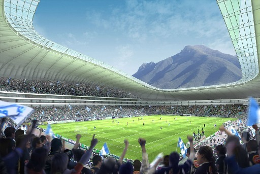 Estadio de Futbol Monterrey