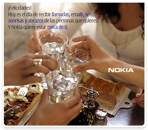 Nokia Birthday