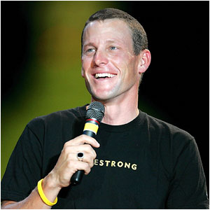 Lance Armstrong: Livestrong