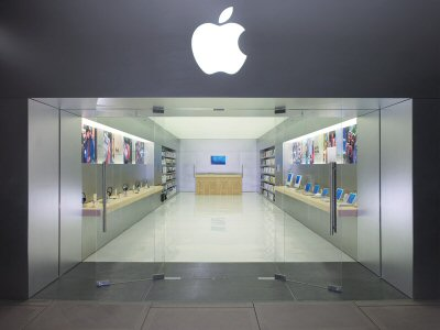 Apple Store Monterrey