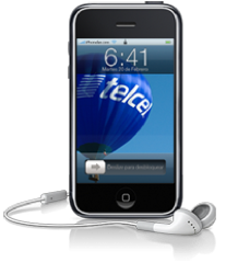 iPhone 3G Telcel