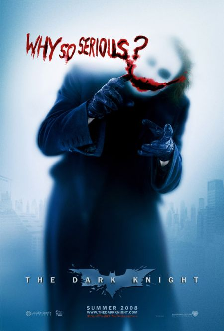 ¿Porque tan serio? / Why so Serious?