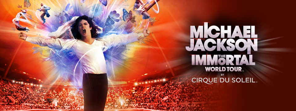 MJ| The Immortal World Tour